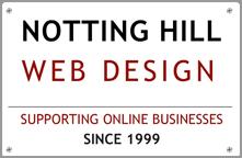 Notting Hill Web Design